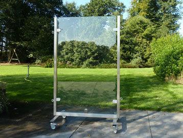 Mobiel windscherm