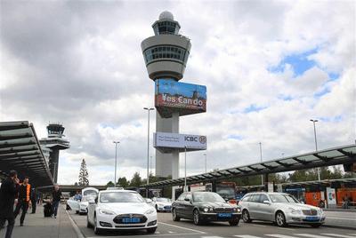Snel en comfortabel naar het vliegveld met een Schiphol taxi