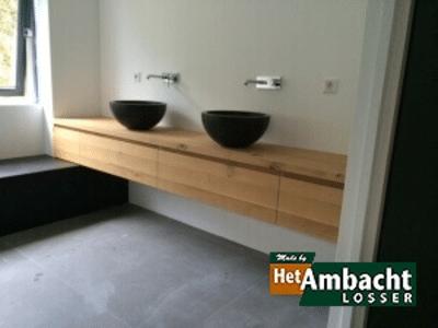 Verfraai je badkamer met een mooi badkamermeubel in Oldenzaal